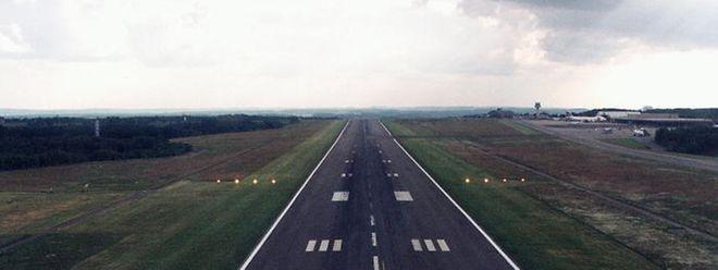 Die Luxair-Maschine befand sich im Anflug auf den Flughafen Findel.