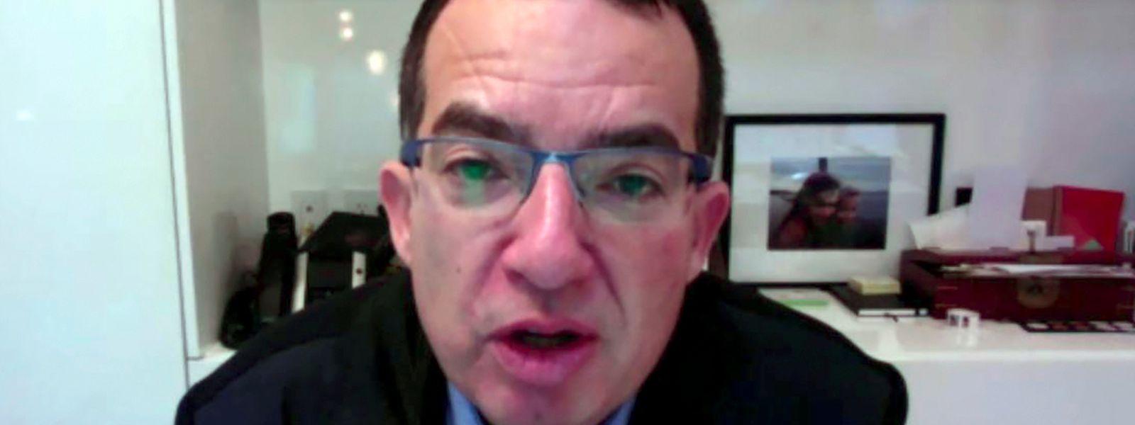 Selon Stéphane Bancel, le patron de Moderna, l'efficacité observée du vaccin était uniforme selon l'âge, le sexe et l'ethnicité.