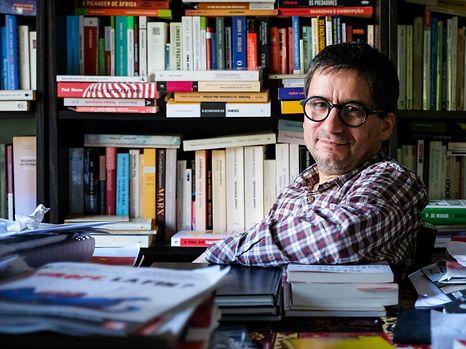 José Nuno Gonçalves é informático e diz que há vírus produzidos por serviços secretos e laboratórios estatais.