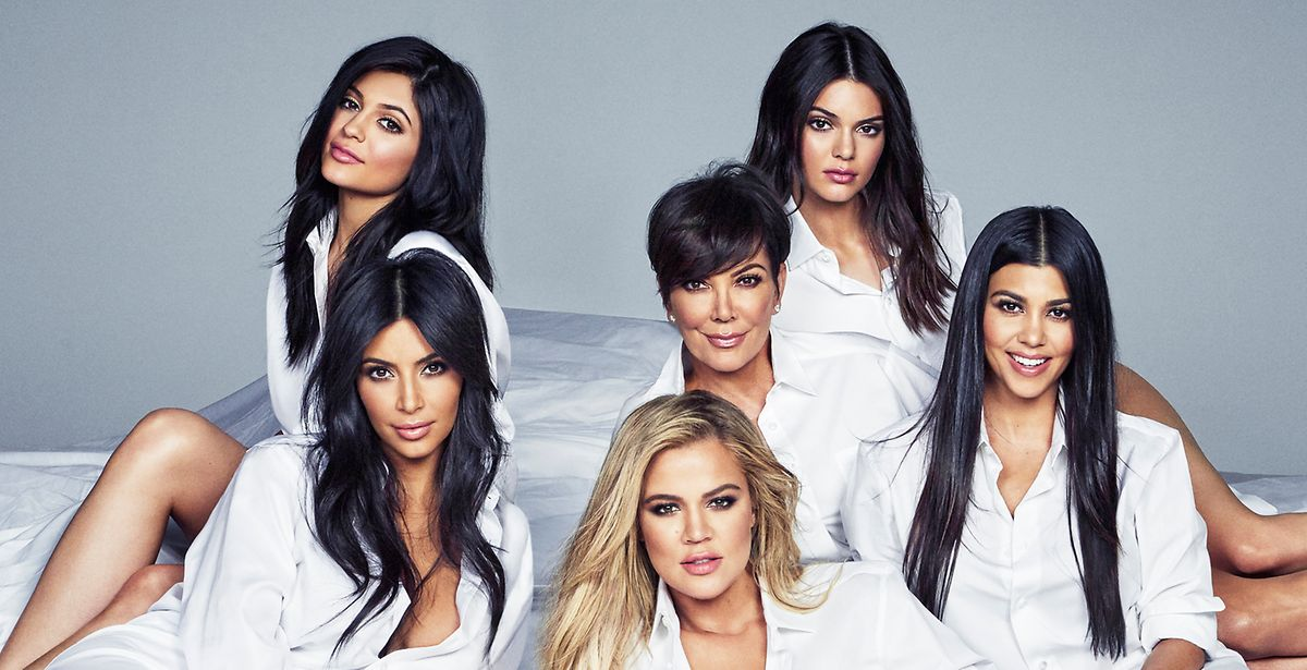 Les soeurs Jenner et Kardashian font partie des personnalités les plus influentes de la toile.