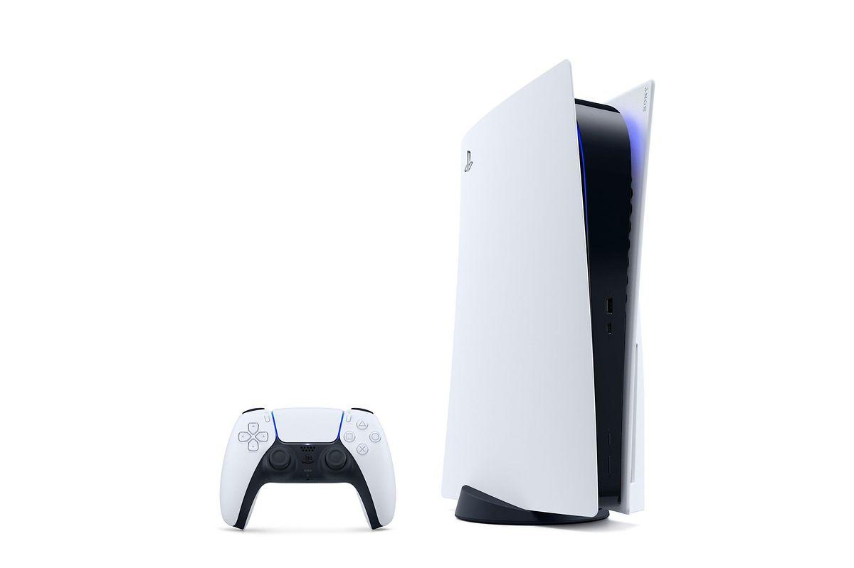 Das neue Design der Playstation 5