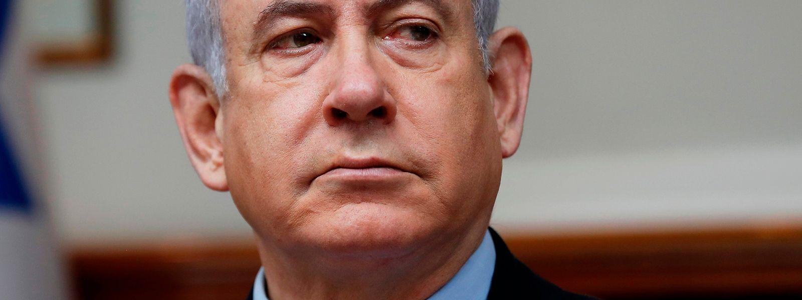 Netanjahu muss am Sonntag vor Gericht erscheinen.