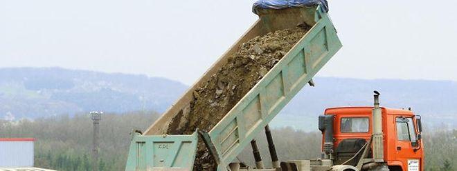 Baufirma Luxemburg verlagert luxemburg seinen bauschutt ins ausland