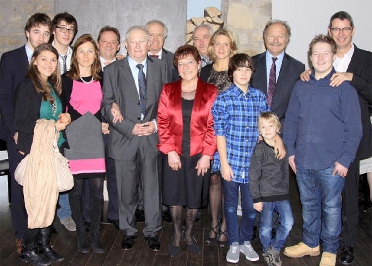 Mywort Milly Und Gast Gales Sunnen Feiern Goldene Hochzeit