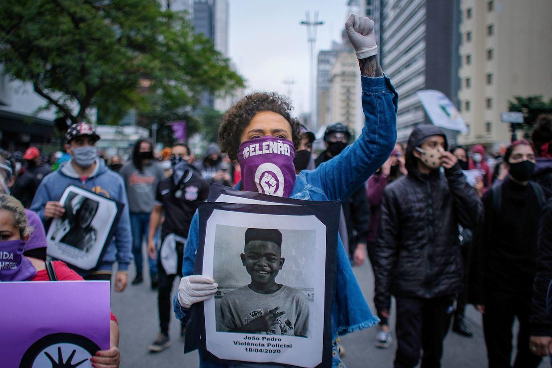 Immer mehr Unschuldige werden in Brasilien durch die Polizei getötet. Die Proteste mehren sich.