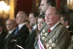 Der spanische König Juan Carlos denkt nicht an Abdankung.