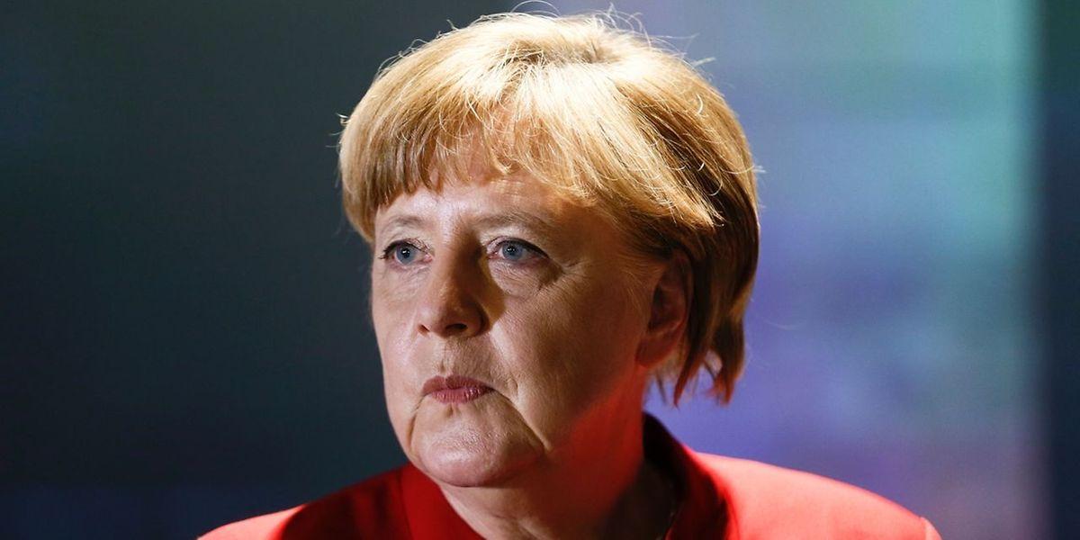 Politique allemande: Angela Merkel brigue un quatrième mandat