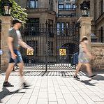 Palácio grão-ducal recebeu mais de 3.200 visitas no verão