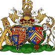 Das gemeinsame Wappen von Prinz William und seiner Frau Kate.