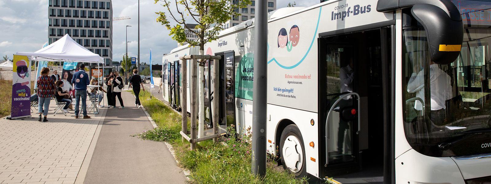 L'accès à l'Impf-bus reste totalement gratuit, pour résidents comme frontaliers.