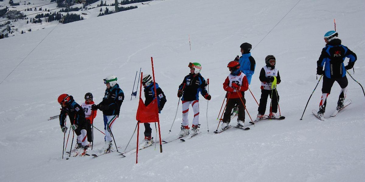 Auf den Riesenslalom am Samstag folgt am Sonntag der Slalom.