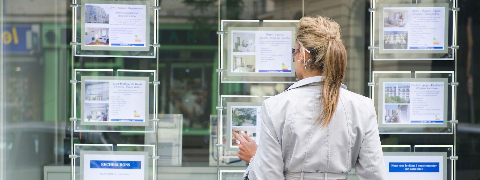 A partir du 1er janvier, les plafonds de crédits immobiliers accordés seront plus bas au Grand-Duché.