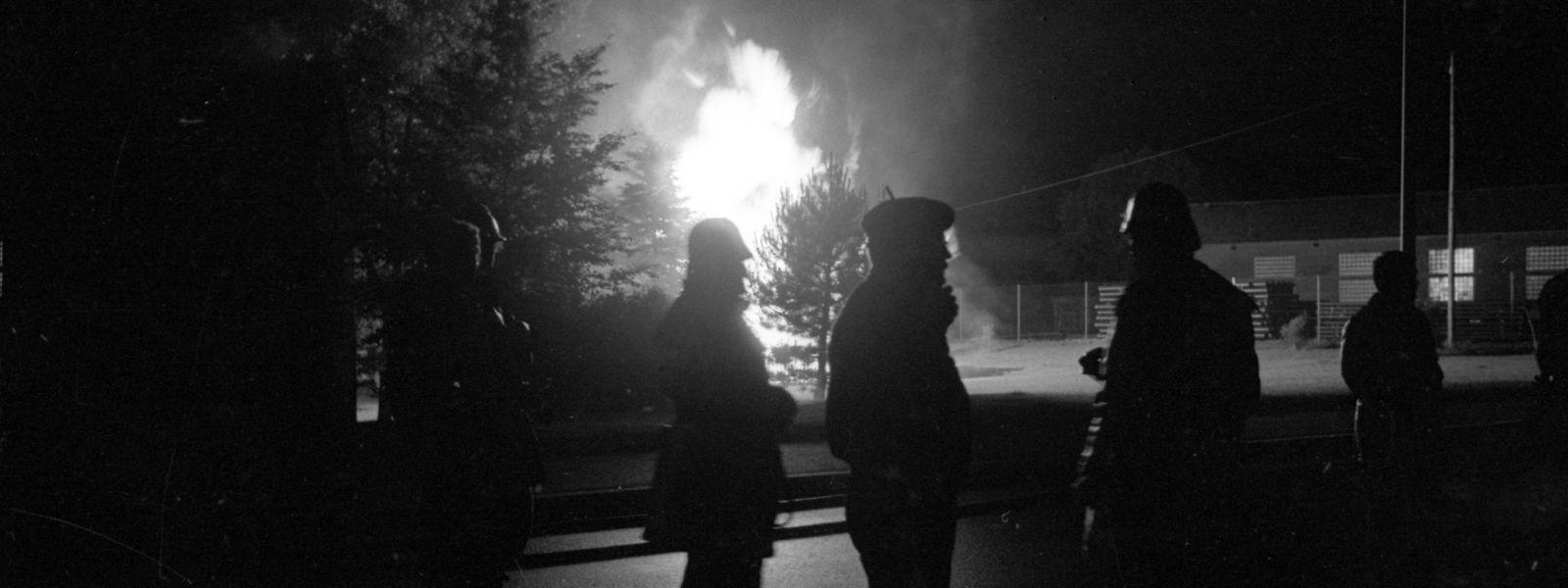 Bei mehreren Attentaten wurde duldend in Kauf genommen, dass Menschen zu Schaden kommen könnten – so auch beim Anschlag am 22. Juni 1985 auf eine Gasleitung in Hollerich.