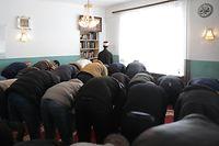 Online.fr- Centre culturel islamique de Mamer, Islamischen Zentrums, Musulman, Muslim, Prière, Gebet, Mosquée, Moschee, foto: Chris Karaba/Luxemburger Wort