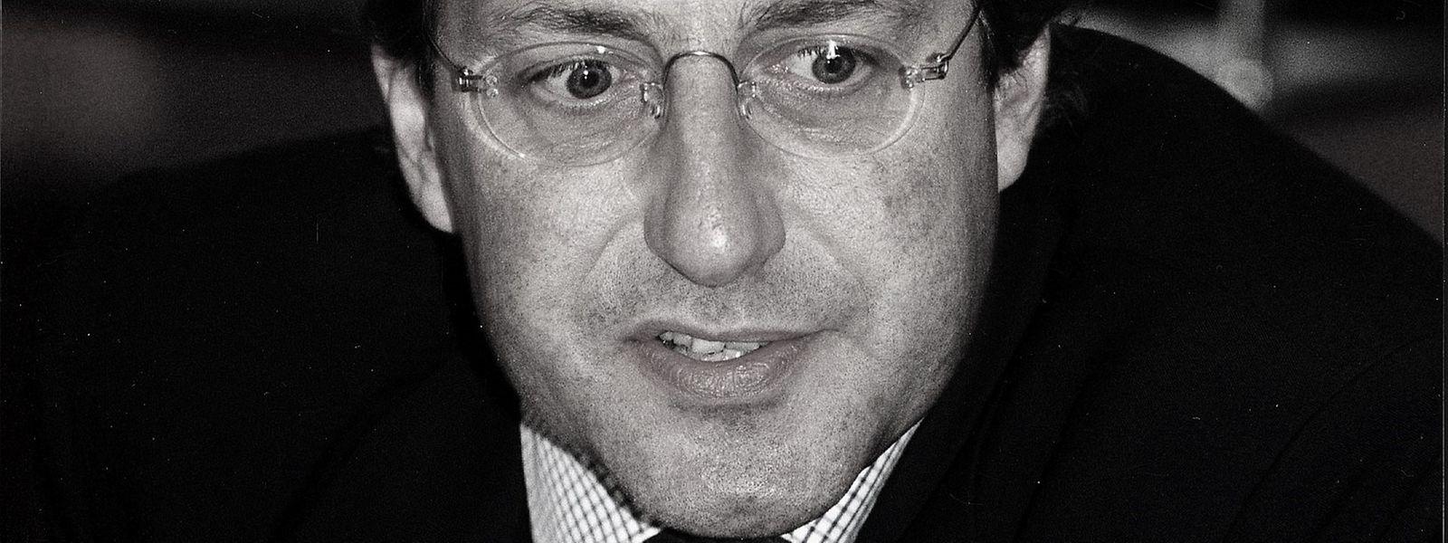 Yves Feltes galt als Experte für die Raumfahrt- und Satellitenindustrie.