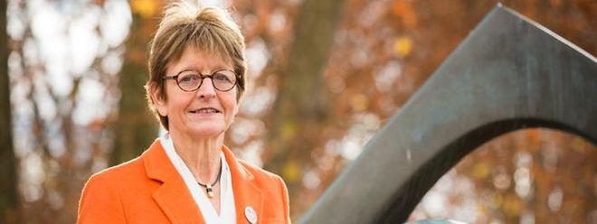 Anne Brasseur zieht sich Ende Januar aus der Nationalpolitik zurück.