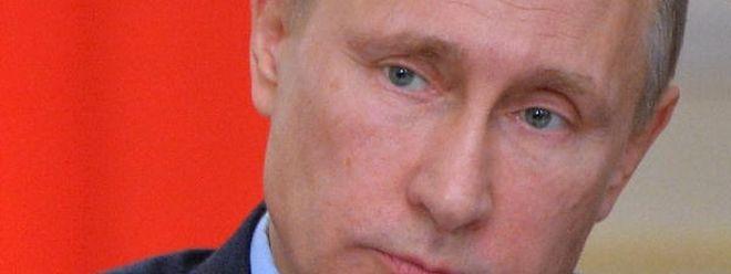 """Der Kreml bezeichnete die Enthüllungen als """"Versuch, Putin zu diskreditieren""""."""