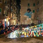 Nápoles quer mudar o nome do estádio para Diego Armando Maradona