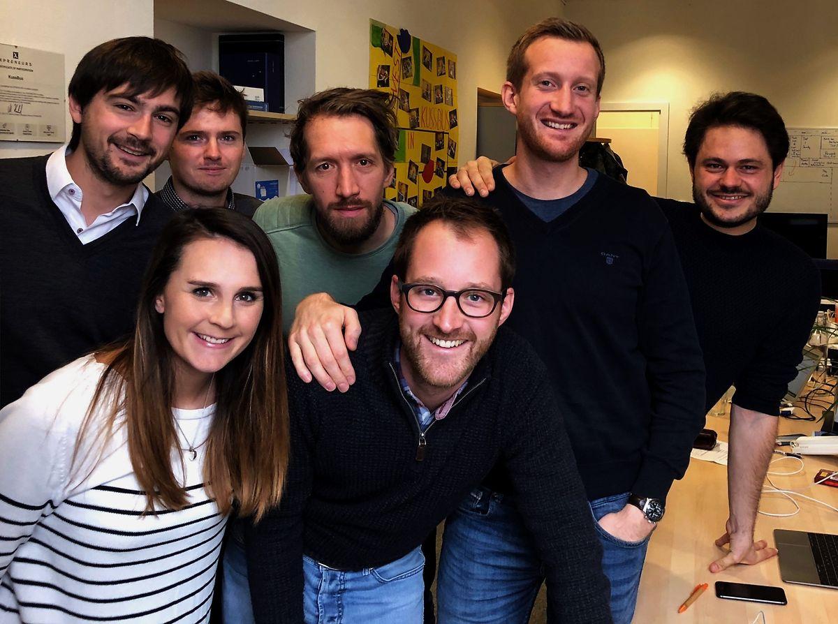 The Kussbus Team (Kussbuss)