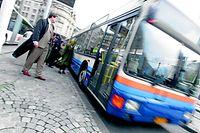 31,5 Millionen Fahrgäste fuhren im vergangenen Jahr mit den AVL-Bussen.