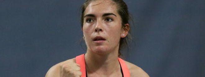 Eléonora Molinaro a souffert pour venir à bout de la Française Robbe.