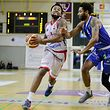 Sherrod Wright (9 musel pikes) Gregory Pope (6 Kordall)basketball / total league / saison 2018-2019 / Musel Pikes - Kordall Steelers  / 11 eme journée / 01-12-2018 / hall sportif Stadtbredimusphoto : Vincent Lescaut