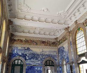 Impressiounen vu Porto