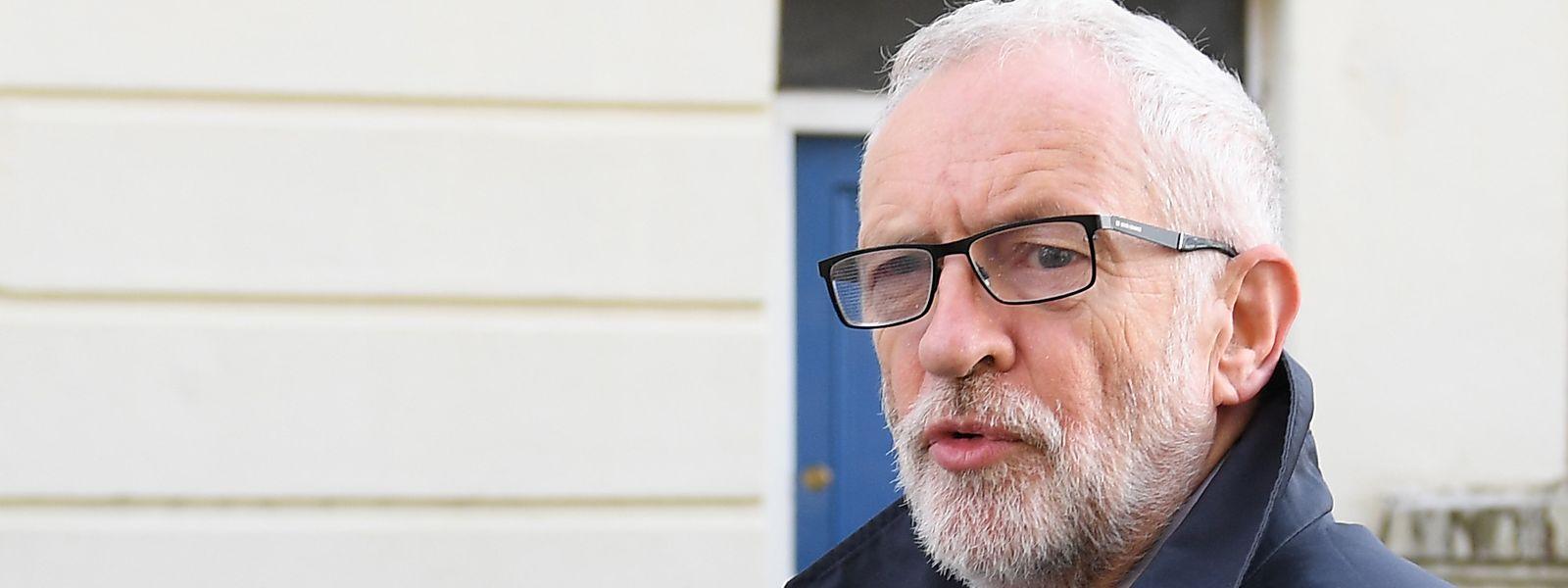 Jeremy Corbyn: «Notre condition d'exclure une sortie sans accord est désormais remplie».