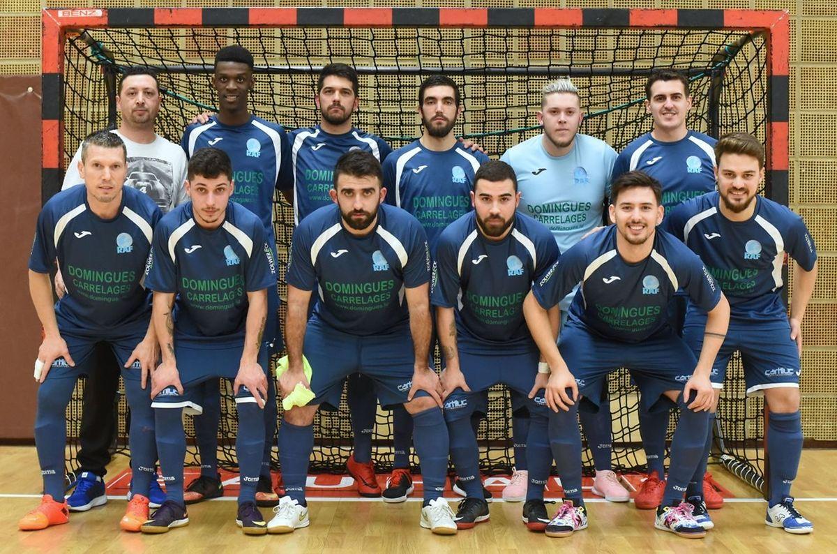 L'équipe du RAF Differdange affrontera le FC Nordstad pour une place en Ligue 1.
