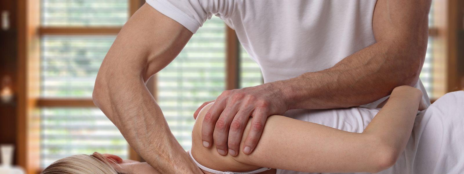 43 Prozent der Einwohner haben bereits einen Osteopathen aufgesucht, so eine rezente Umfrage des Fachverbands ALDO.