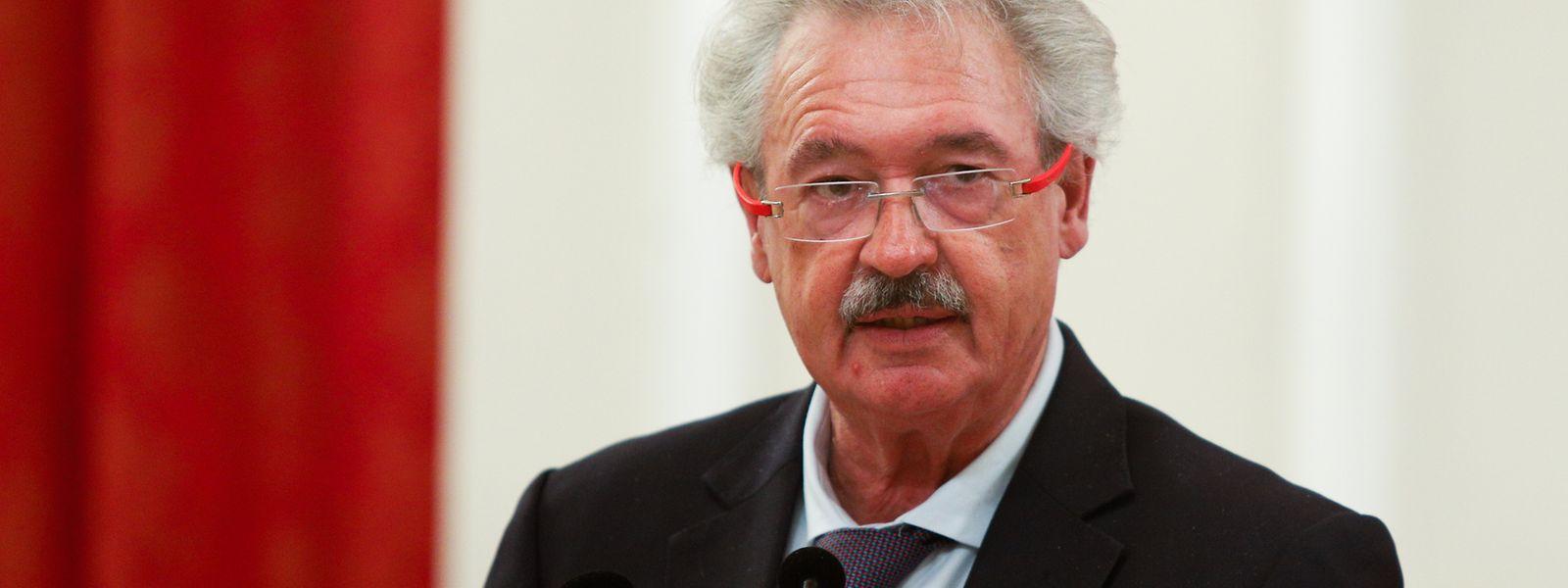 Für Außenminister Jean Asselborn (LSAP) kommt eine Grenzschließung nicht infrage.