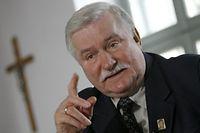 """Lech Walesa alias """"Bolek"""": Die Galionsfigur von Solidarnosc soll für den Geheimdienst gearbeitet haben."""