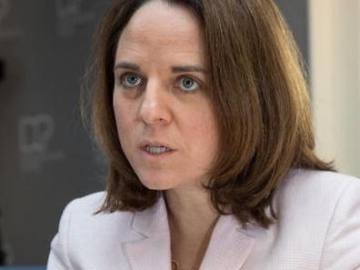 6.2. IPO / ITv Corinne Cahen , DP Präsidentin Foto:Guy Jallay