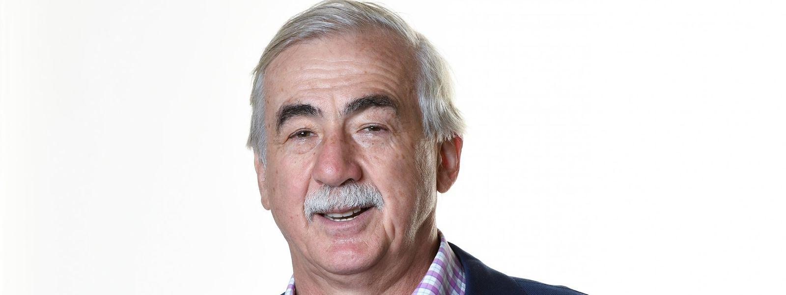 Seit 2005 ist Carlo Back Mitglied im Gemeinderat.