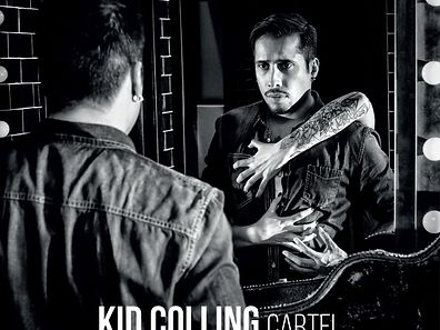 """Kid Colling lançou em 2014 o EP """"Tomorrow's far away"""" e em janeiro úlimo um primeiro álbum. Diz-se influenciado por BB King, Stevie Ray Vaughn, Larry Carlton e Robben Ford."""