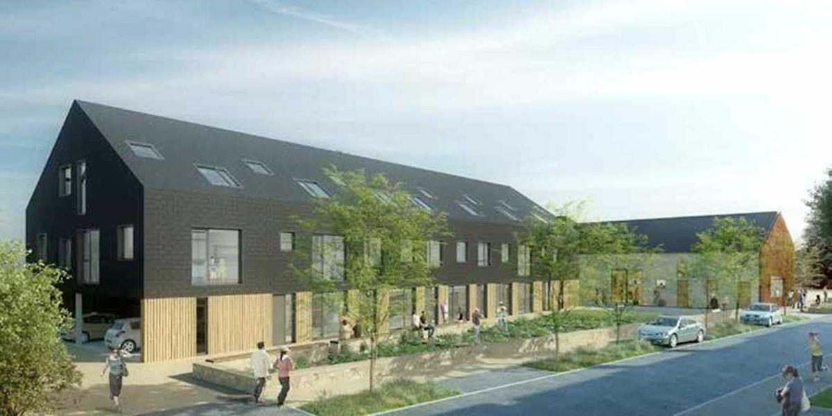 16 Sozialwohnungen sollen nach Erschliessung der Baulücke in Büringen entstehen.