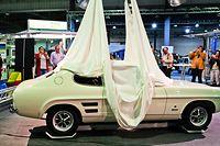 Der Star am Samstag: Der Ford Capri MK1 XL aus dem Jahre 1969.