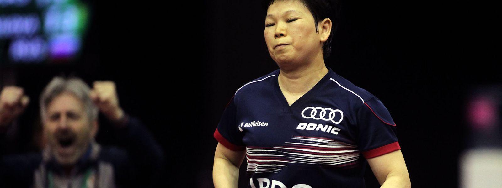 Ni Xia Lian wird sehr frustriert sein.