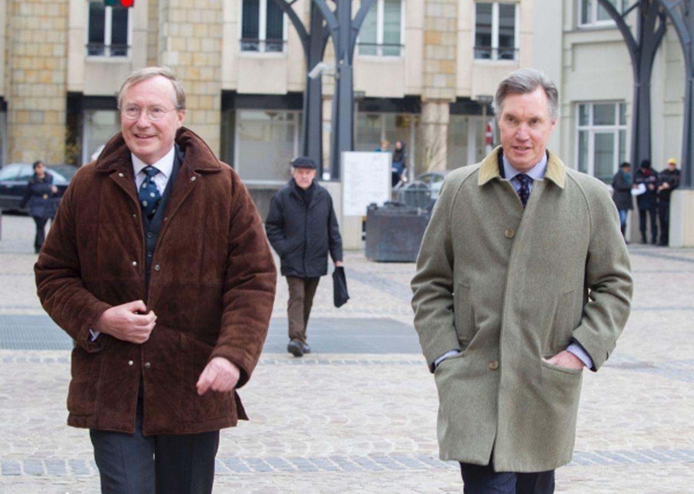 Das hatte es noch nie gegeben: Mit Prinz Guillaume und Prinz Jean müssen Mitglieder der großherzoglichen Familie als Zeugen in einem Strafprozess Rede und Antwort stehen.