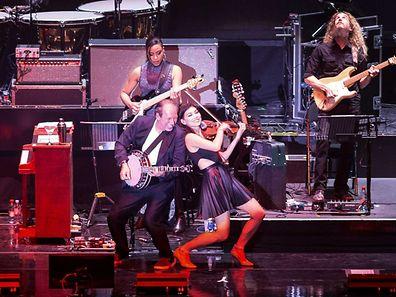 Concert Hans Zimmer. Photo Tania Bettega