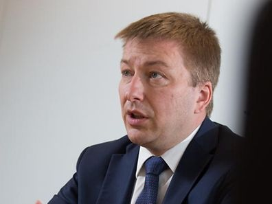 Will die Wohnungsproblematik offensiv angehen: Staatssekretär Marc Hansen