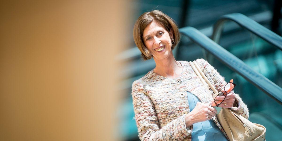Gesundheitsministerin Lydia Mutsch will die Vorzüge einer personalisierten Medizin für möglichst viele Patienten zugänglich machen.