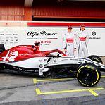 Alfa Romeo apresenta carro do regresso à Fórmula 1