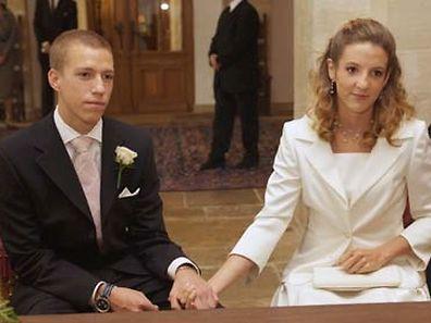 Le prince Louis et la princesse Teesy se sont dit oui il y a maintenant 10 ans.