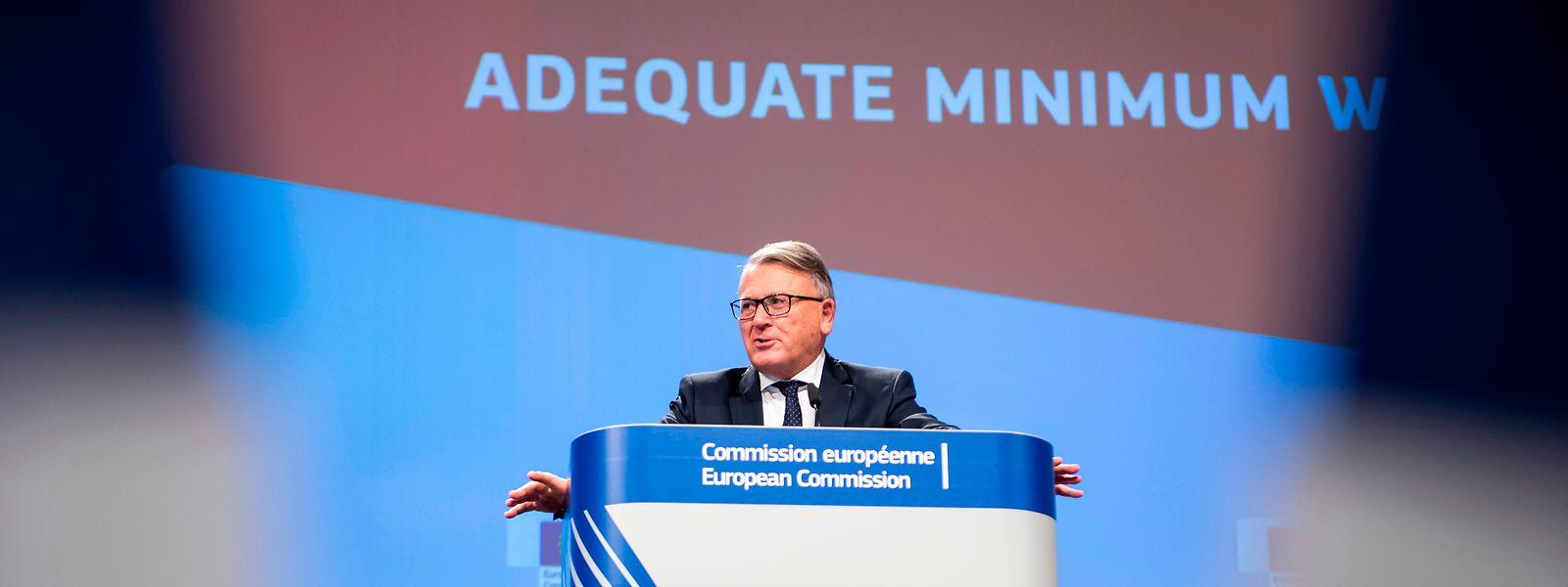 La proposition de directive sur les «salaires minimaux adéquats», présentée mercredi, doit désormais être débattue au Parlement européen et au Conseil. Une fois adopté, les Etats membres auront deux ans pour transposer le texte dans leur législation nationale.