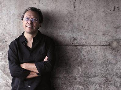 Mário Laginha é um pianista transversal, que assume o seu gosto pela pluralidade musical
