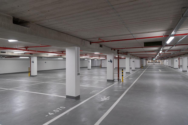Das neue Parkhaus soll heller und freundlicher sein, und vor allem ein vereinfachtes Einparken ermöglichen.