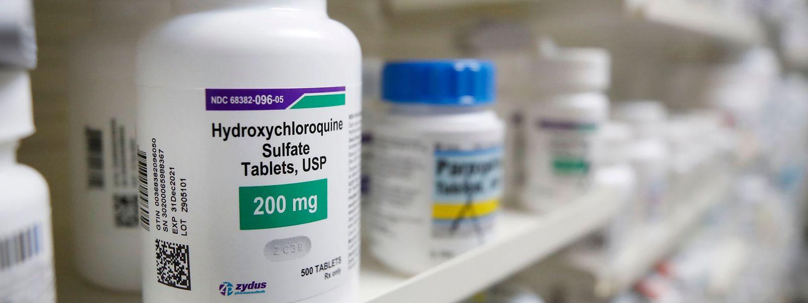 Avec deux autres molécules, l'hydroxychloroquine est aussi prescrite à des malades du covid au Grand-Duché.