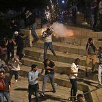 Mais de 90 feridos em novos confrontos em Jerusalém