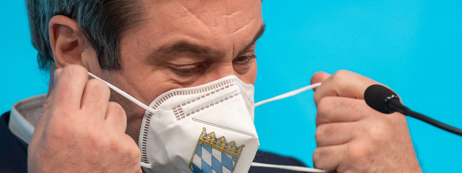 Der bayerische Ministerpräsident Markus Söder (CSU) hat eine verpflichtende Corona-Impfung ins Spiel gebracht.